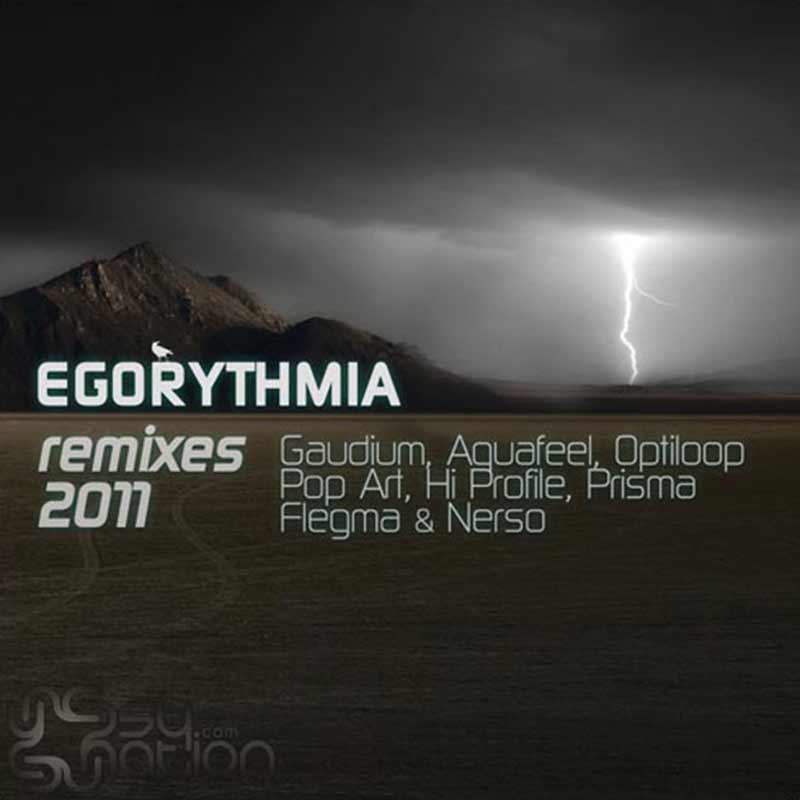 Egorythmia - Remixes 2011