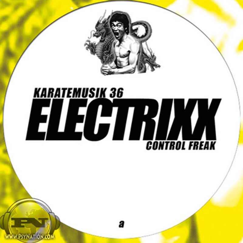 Electrixx - Control Freak
