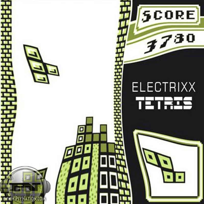 Electrixx - Tetris