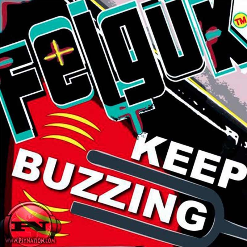 Felguk - Keep Buzzing EP