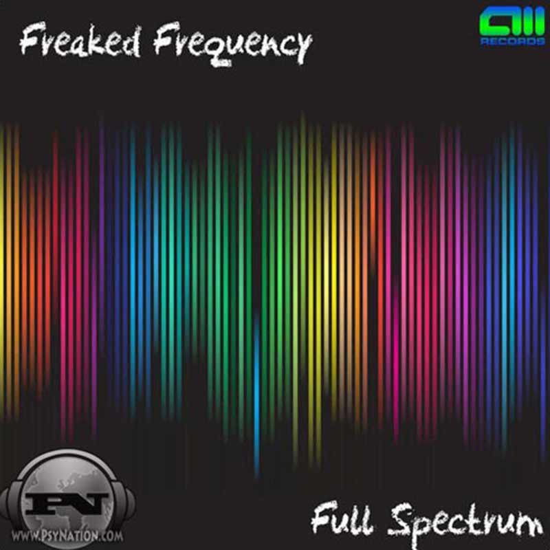Freaked Frequency - Full Spectrum