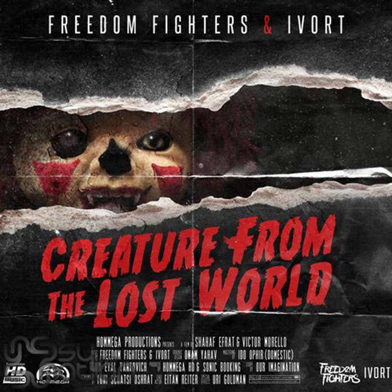 Freedom Fighters & Ivort - Creature From The Lost World