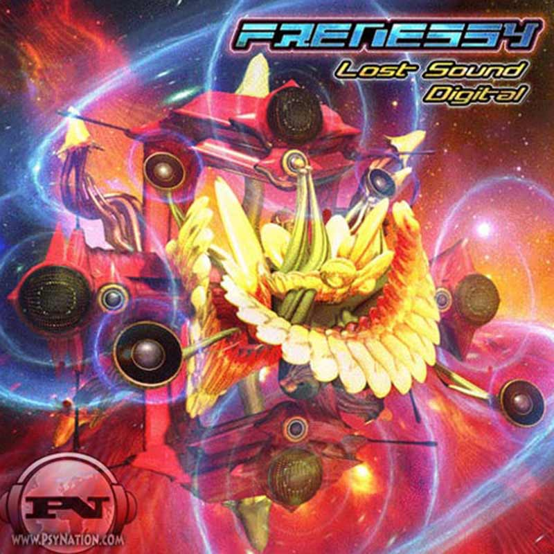 Frenessy - Lost Sound Digital