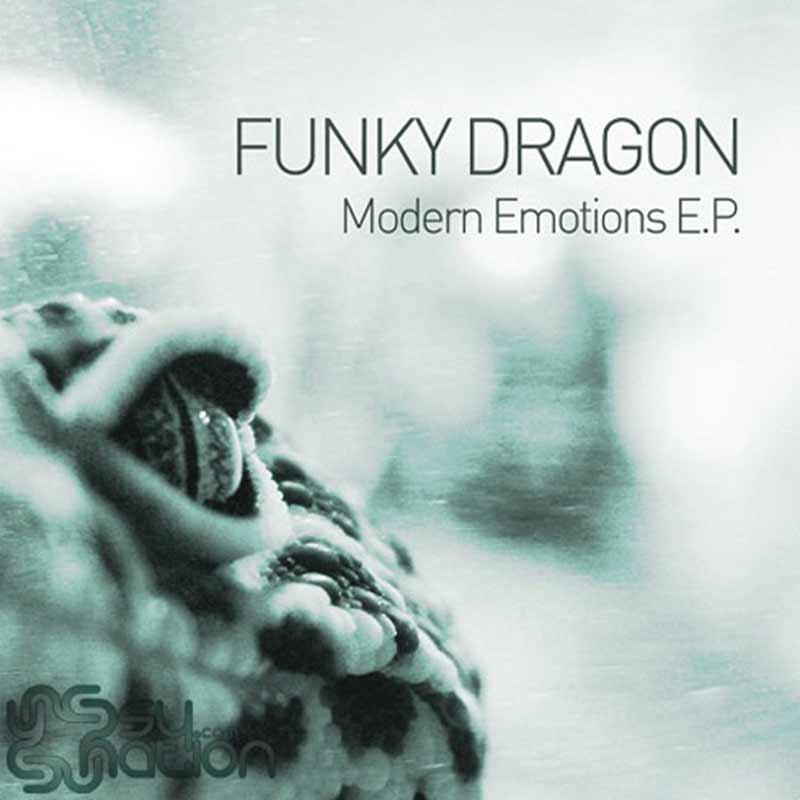 Funky Dragon - Modern Emotions EP