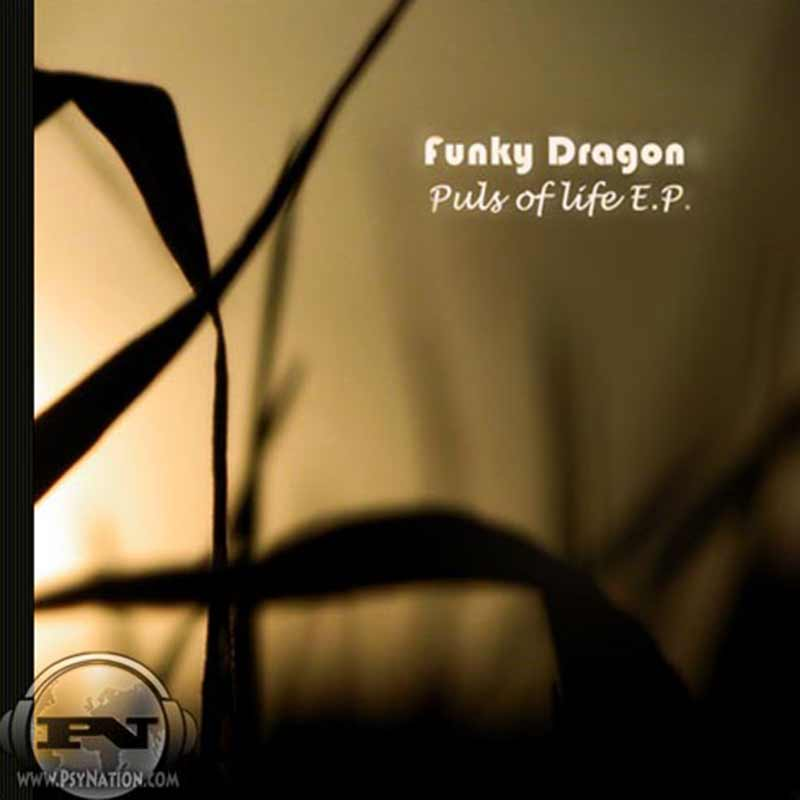 Funky Dragon - Puls Of Life EP