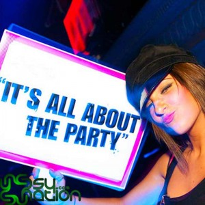 Divulgar festa, rave ou serviços