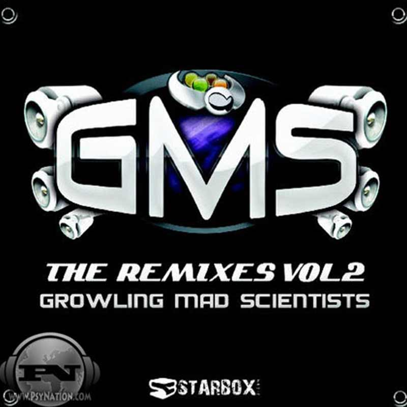 GMS - The Remixes Vol. 2