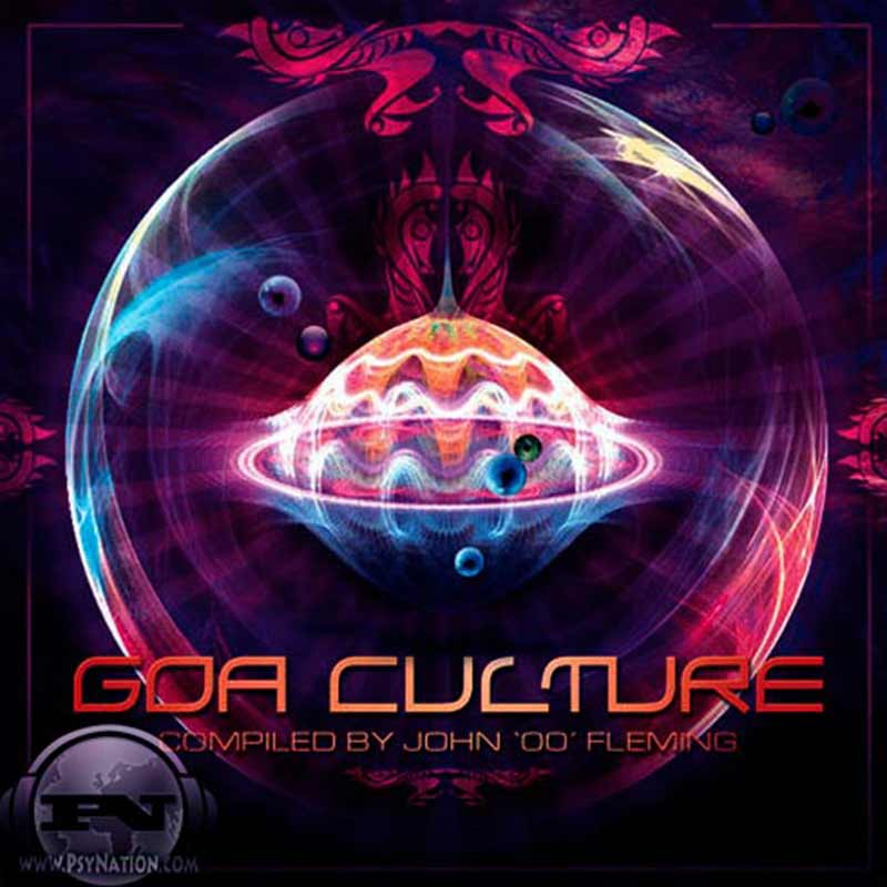 eletrohitz, eletro hitz, musica eletronica, VA - Goa Culture