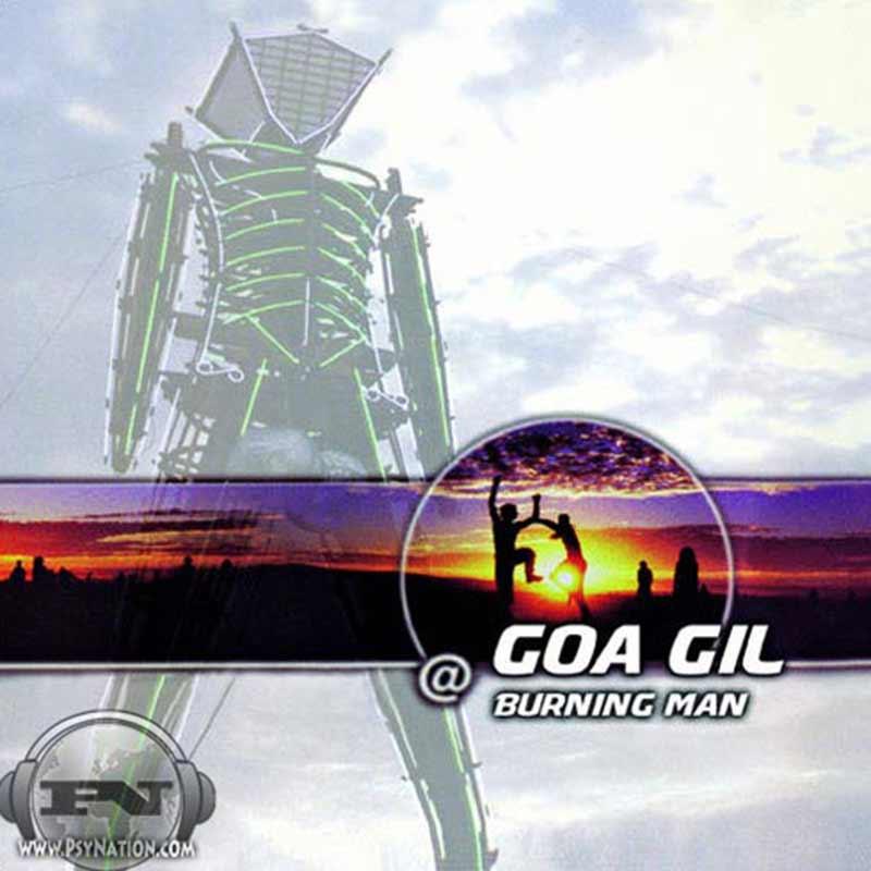 Goa Gil - At Burning Man