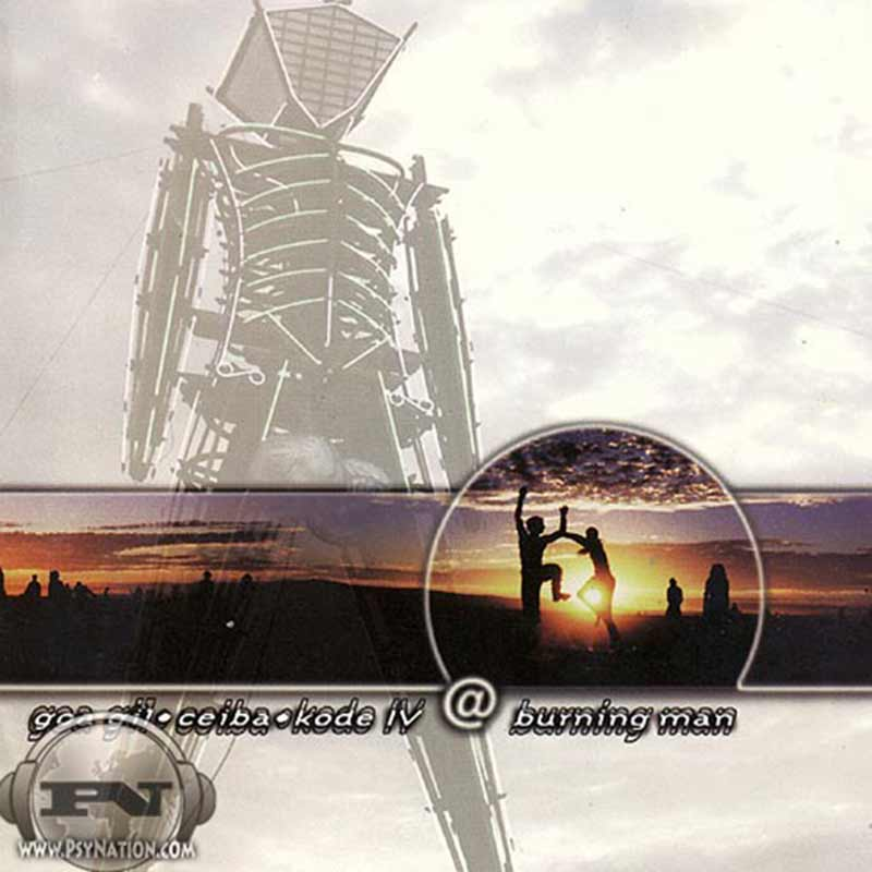 Goa Gil, Ceiba & Kode IV - Burning Man
