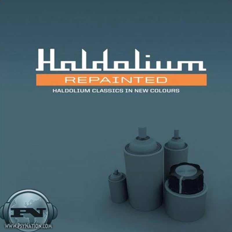 Haldolium – Repainted