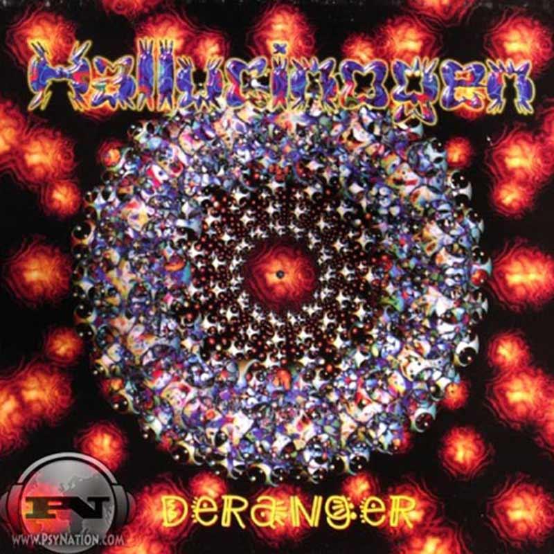 Hallucinogen - Deranger EP