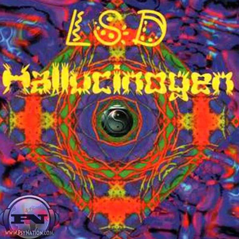 Hallucinogen - LSD EP