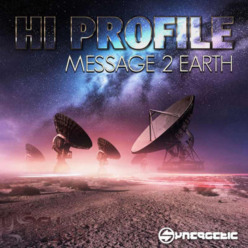 Hi Profile - Message 2 Earth