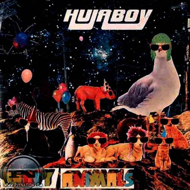 Hujaboy - Party Animals