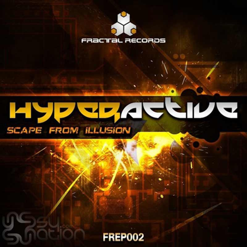Hyperactive - Scape From Illusion