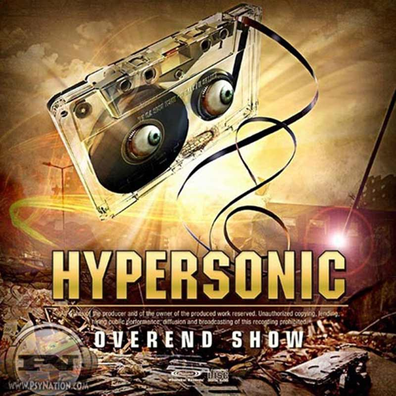 Hypersonic – Overend Show