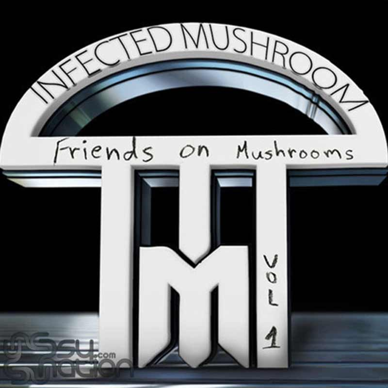 Infected Mushroom – Friends On Mushrooms Vol. 1