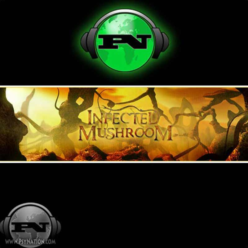 Infected Mushroom - The Best Of (Set)