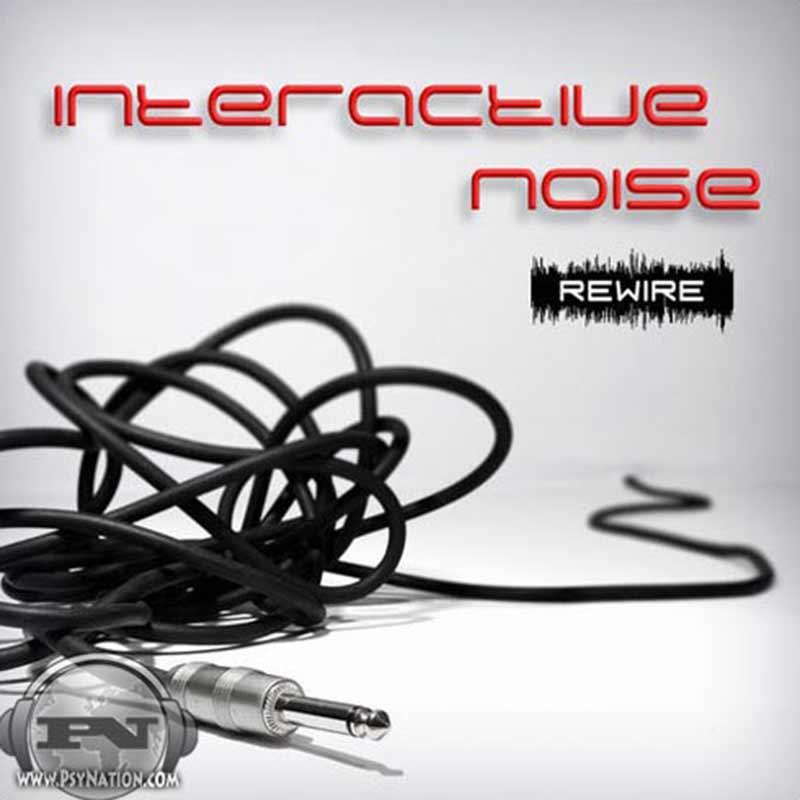 Interactive Noise – Rewire