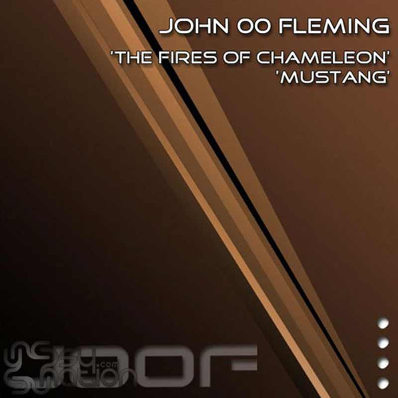 John 00 Fleming - The Fires Of Chameleon / Mustang