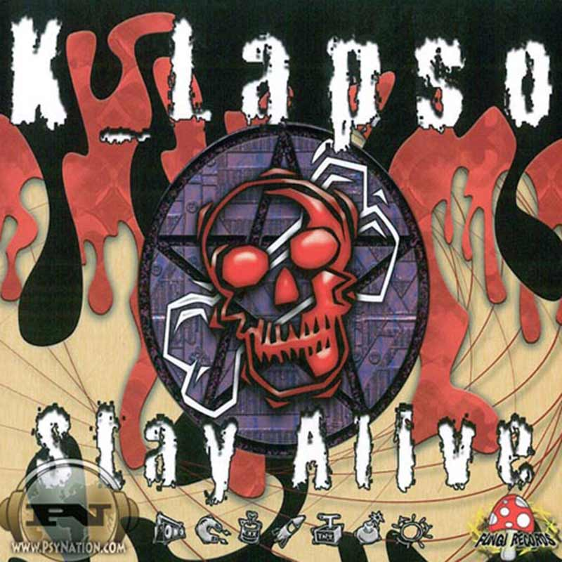 K-Lapso - Stay Alive