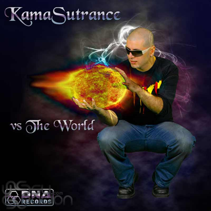 KamaSutrance - Vs. The World