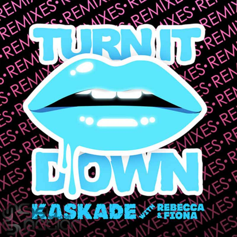 Kaskade Feat. Rebecca & Fiona - Turn It Down Remixes