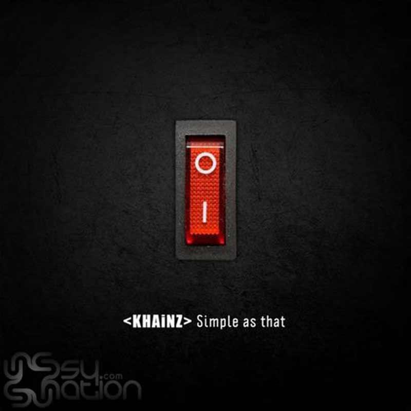 Khainz - Simple As That