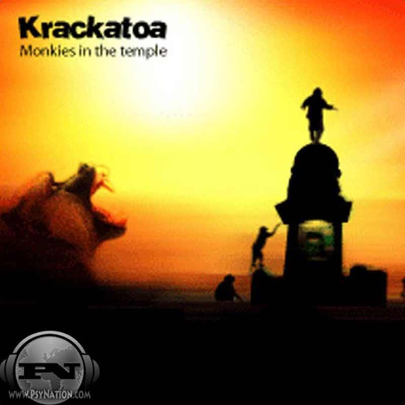 Krackatoa - Monkies In The Temple