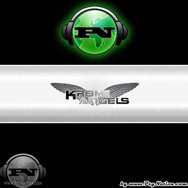 Krome Angels - The Best Of (Mixed Set by Flavio Funicelli)