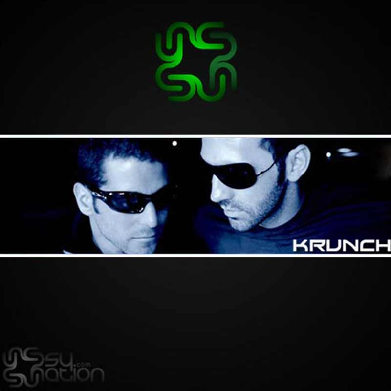 Krunch - The Best Of (Mixed Set by Flavio Funicelli)