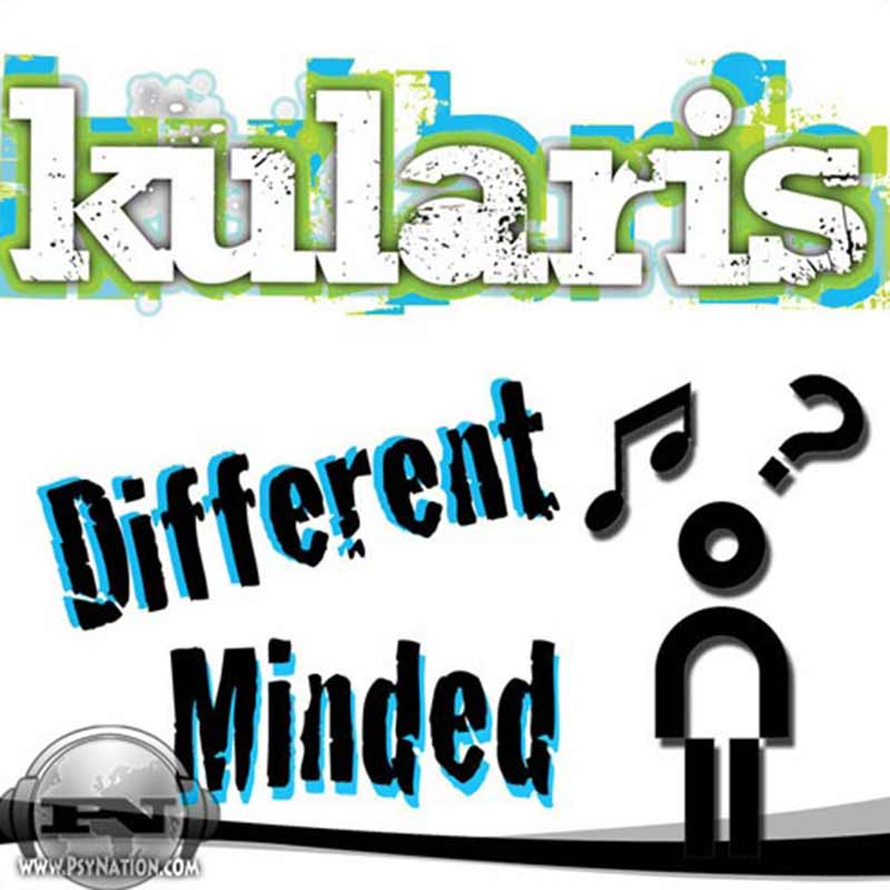 Kularis - Different Minded