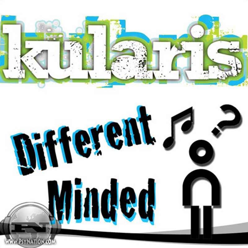 Kularis - Different Minded