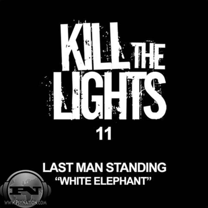 Last Men Standing - White Elephant