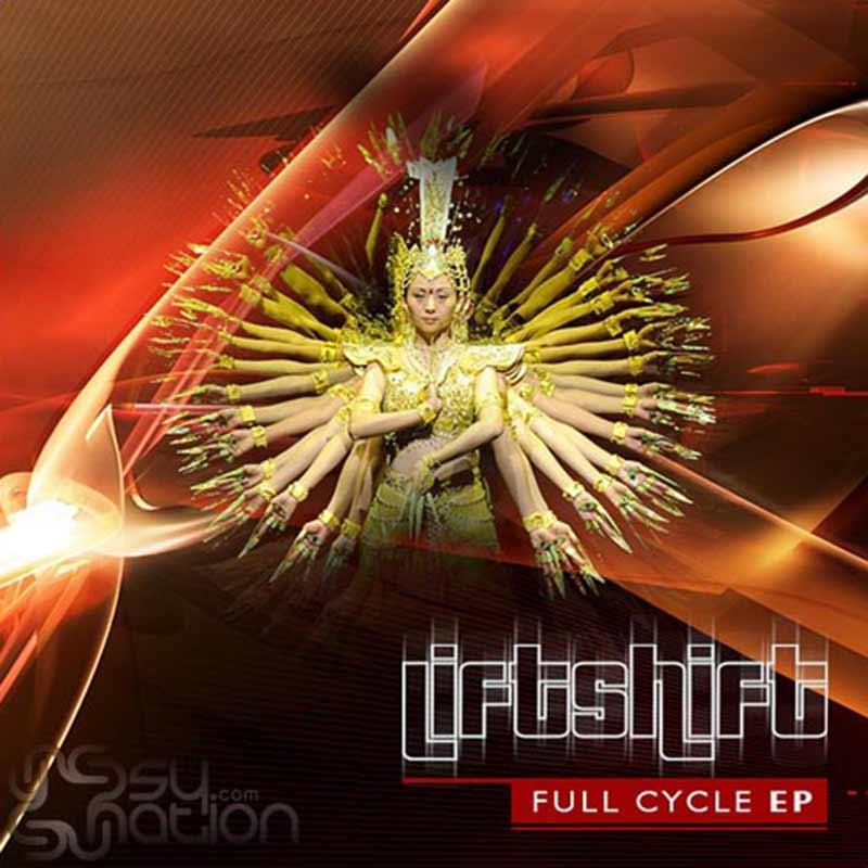 Liftshift - Full Cycle EP
