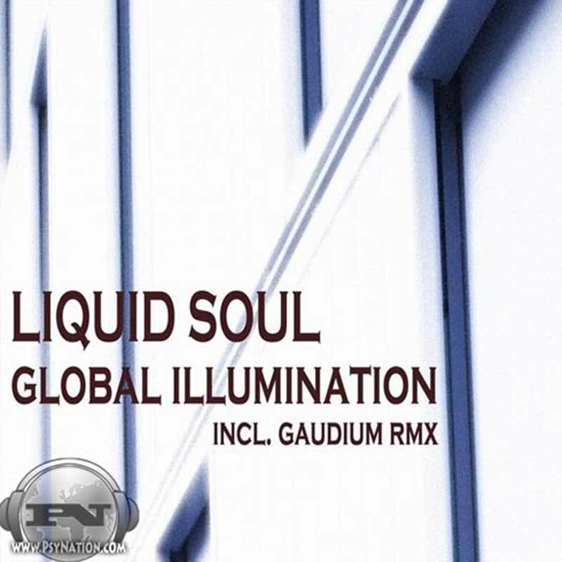 Liquid Soul - Global Illumination EP
