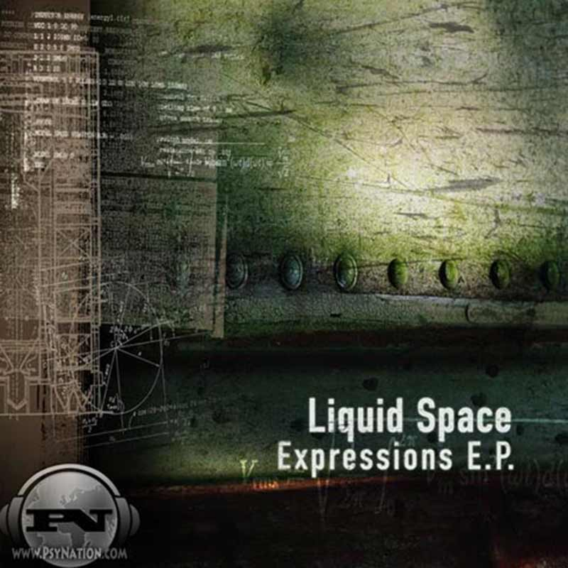Liquid Space - Expressions EP