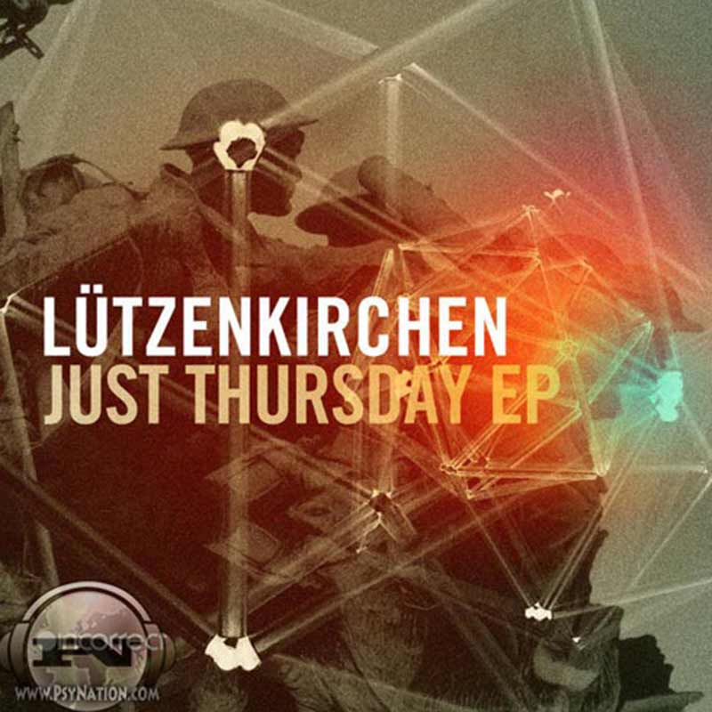 Lützenkirchen - Just Thursday EP