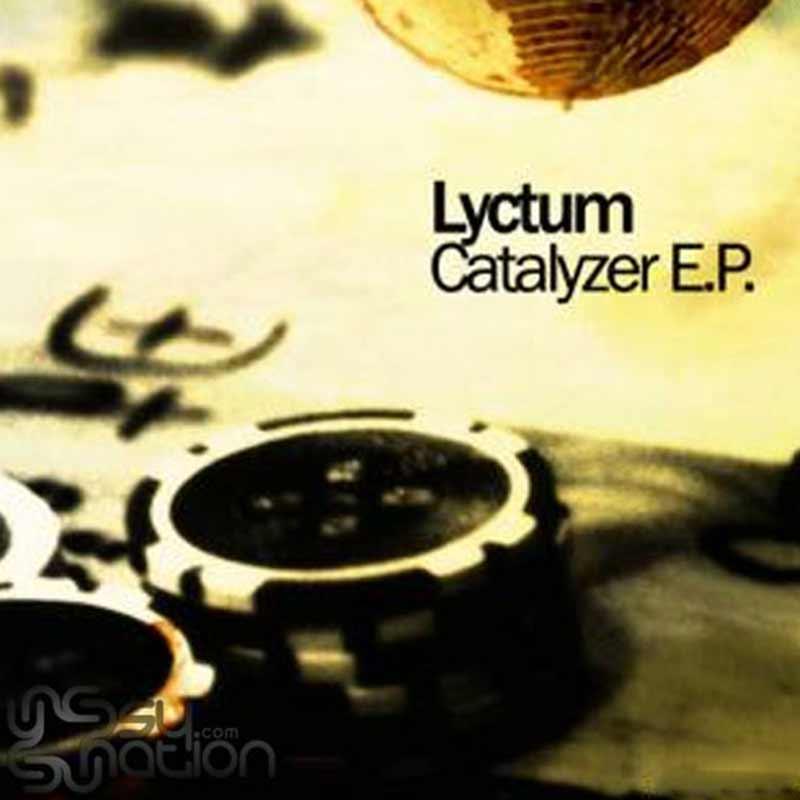 Lyctum - Catalyzer EP