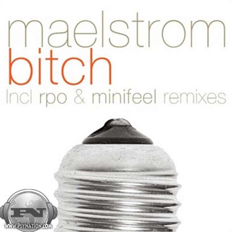 Maelstrom - Bitch EP