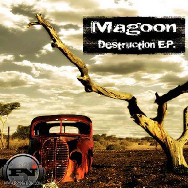 Magoon - Destruction EP