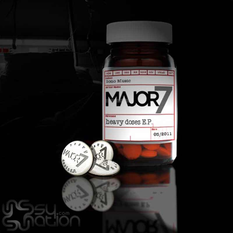 Major7 - Heavy Doses EP