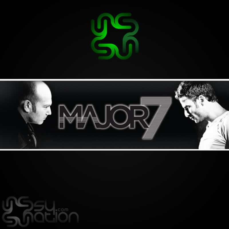 Major7 - Xmas 2013 (Set)