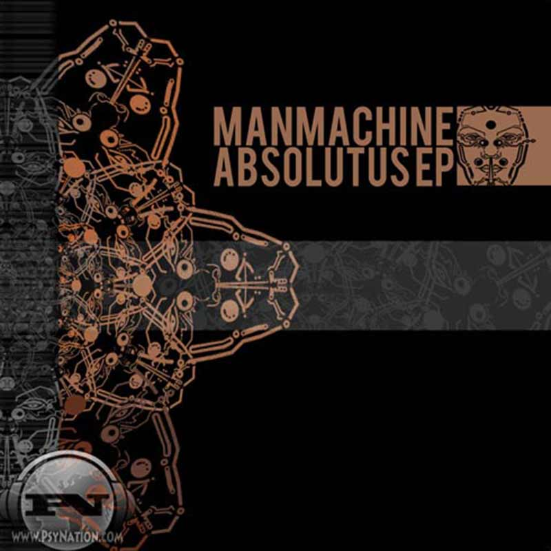 Man Machine - Absolutus EP