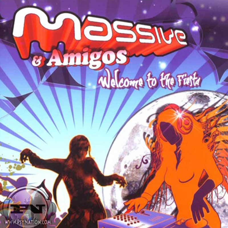 Massive & Amigos - Welcome To The Fiesta