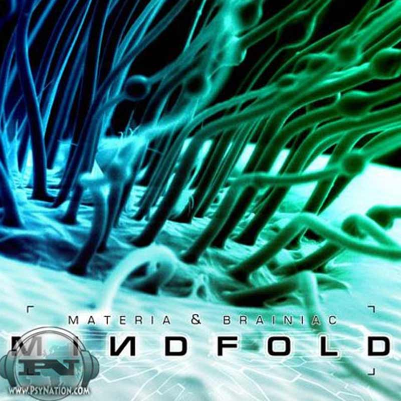 Materia & Brainiac - Mindfold