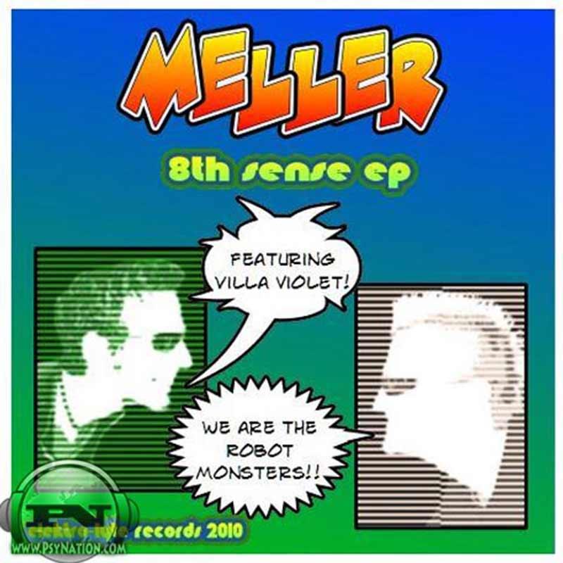 Meller - 8th Sense EP