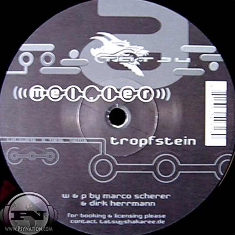 Meller - Tropfstein & Milch EP