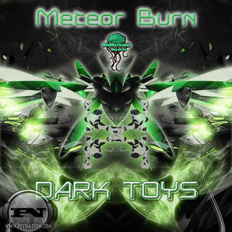 Meteor Burn - Dark Toys